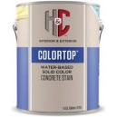 H&C COLORTOP Water-Based Solid Color Concrete Stain